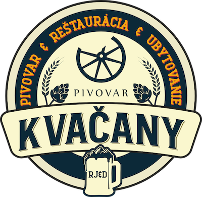 Logo Pivovar Kvačany